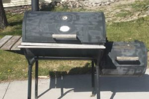 homemade bbq grill