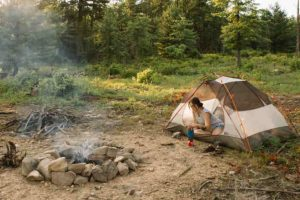 camping places in Pennsylvania