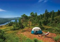 camping places in michigan