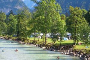 best camping places in austria