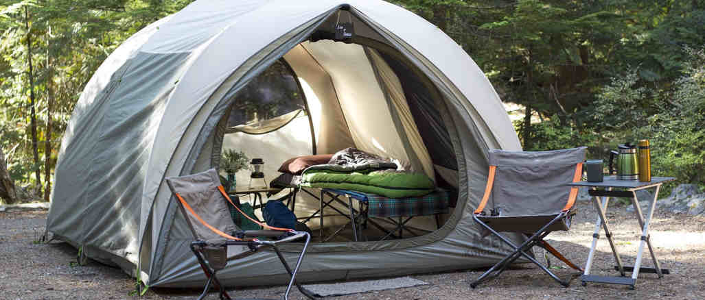 How To Tent Camp Comfortably And Stress-Free?