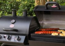 charcoal grill under 300